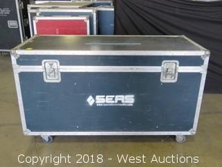 "Portable Road Case 56"" X 24"" X 28"""