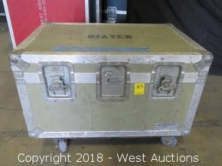 "Portable Road Case 28"" X 19"" X 16"""