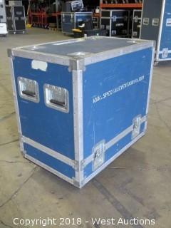 "Portable Road Case 32"" X 20"" X 28"""