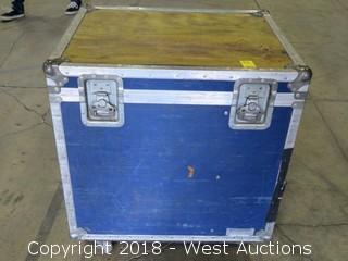"Portable Road Case 29"" X 23"" X 27"""