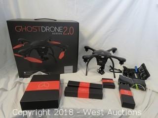 (Black) Ghostdrone 2.0 Aerial