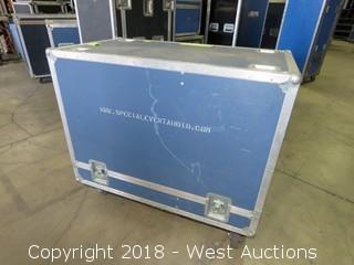 "Portable Road Case 44"" X 25"" X 32"""