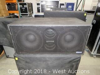 Radian RPS-218 Stage Subwoofers