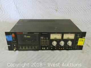 Tascam 122 MKII Cassette Recorder