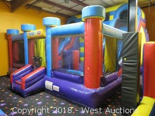 HEC Worldwide Pumpi's Playground 2.0 Bounce House