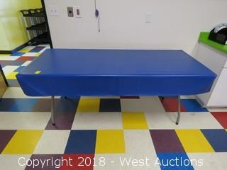 6' Lifetime Plastic Folding Table