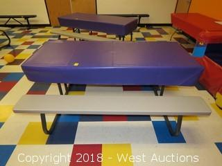 6' Lifetime Plastic Picnic Table