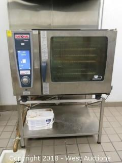 Rational Self Cooking Center with Stainless Stand