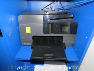HP Officejet Pro 8610 Printer and Scanner