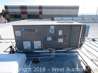 York Commercial Heating and Cooling Rooftop Unit