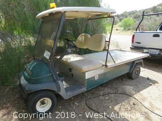 Club Car HaulMor Electric Cart