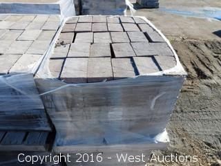 (1) Pallet of  Century Stone - Rectangle - Sonoma Blend