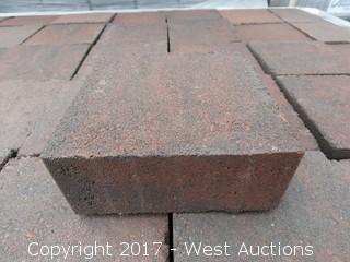 (1) Pallet - 60 mm Pavers - Century Stone Square - Sonoma Blend