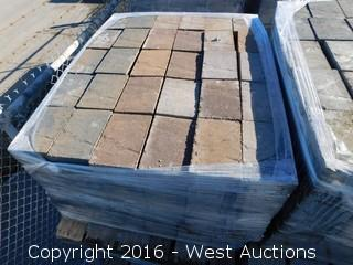 (1) Pallet - 60 mm Pavers - Century Stone Rectangle - Tahoe Blend