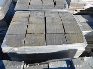 (1) Pallet - 60 mm Pavers - Century Stone Giant - Tahoe Blend