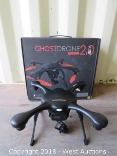 (1) Ghostdrone 2.0 Aerial (Black)