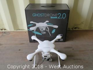 (1) Ghostdrone 2.0 Aerial (White)