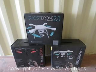 (3) Ghostdrone 2.0 (Mixed Returns)