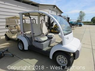2002 Ford Think Neighbor Golf Cart (Non Functional)