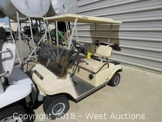 Club Car Tranquility Golf Cart (Non-Functional)