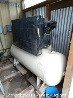 Ingersoll Rand 120 Gallon Air Compressor