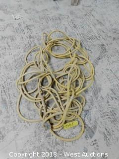 100' 12 Gauge Extension Cord with Lock Connectors