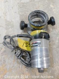 Porter Cable Heavy Duty Motor with Base