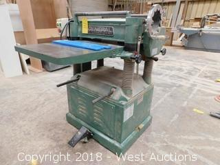 General International Heavy Duty Planer
