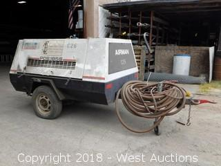 Airman PDS185S Trailer Mounted Air Compressor