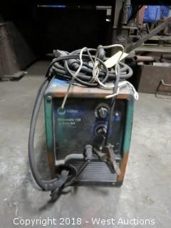 Miller Millermatic 140 with Auto-Set  Wire Welder