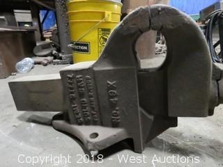 Ghas. Parker No.49X Steel Vise