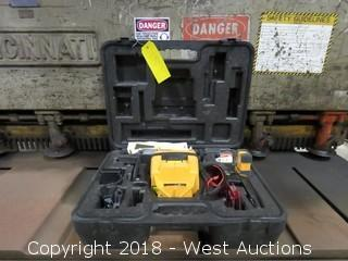 Pacific Laser PLS-HVR 1000 Laser Level with Carry Case And Tripod