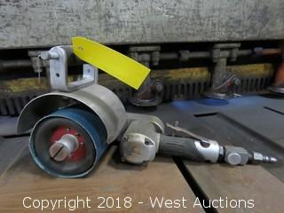 Dynabrade Portable Sander