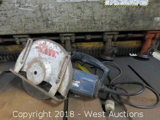 Bosch 5,000 RPM Chop Saw