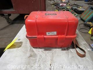 Keuffel & Esser Transit Level with Carrying Case
