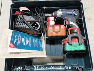 Bosch Impactor Kit with Carry Case