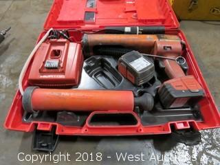 Hilti Dispenser Kit with Carry Case