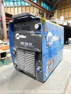 Miller XMT 350 VS Wire Feeder