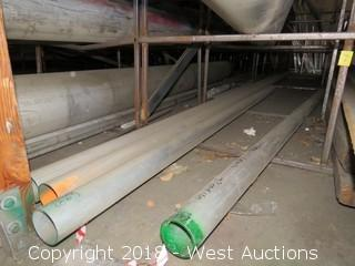 "(4) 6063 Pipe 3"" Scheduled 10/scheduled 40;"