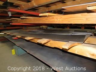 Lot of Hot/Cold Rolls Steel Rems