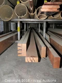 """Copper: (2) 1""""x3"""", (2) 1""""x1.5"""", (1) 1""""x2"""" Recbar"""