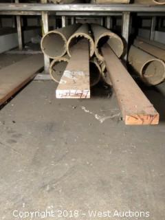 """Copper: (1) 1/2"""" x 2"""", 1/2"""" x 1.5"""" Recbar"""