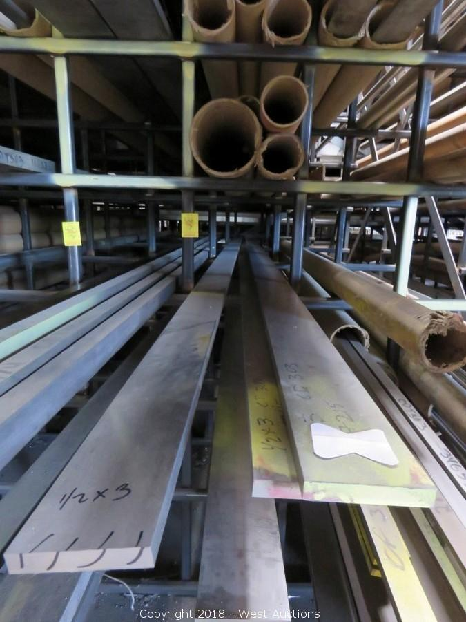 ABC Supply Inc:  Auction #1 of Ferrous and Nonferrous Metals