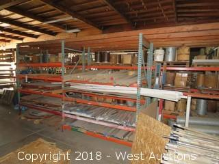 (3) Sections of 10' Pallet Racking (pallet racks only)