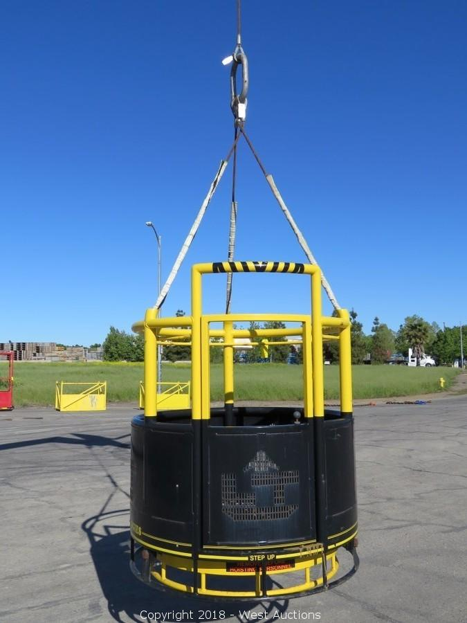 2a3255a520f6a West Auctions - Auction  Crane Rigging and Lift Equipment ITEM ...