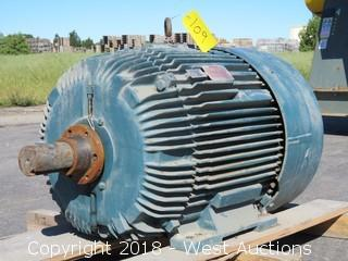 Baldor Reliancer 841XL 100 HP Electric Motor