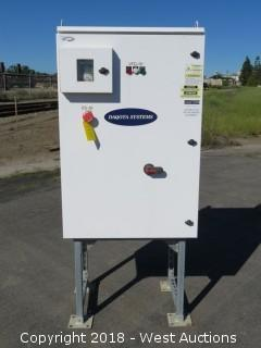 ABB Inc. UL Enclosure Type 3R Electrical Enclosure