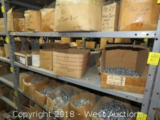 (6+) Boxes of Hex Jam Nuts, Hex Head Cap Screws, Hex Cap Screws, and More
