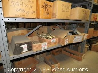 (7) Boxes of Heavy Hex Nuts, Flange Bolt, Hex Cap Screws, and More