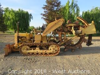 Towner Wheel Trencher